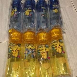 Clear Stock deal!! Pokemon Sales Non Straw Type 750ml Brand New BPA Free