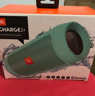 JBL Charge 2+(100% authentic)