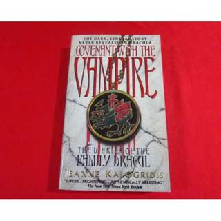 Covenant With The Vampire: The Diaries of the Family Dracul