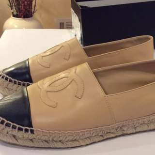 Chanel flats shoes 平底鞋 正品