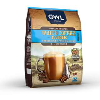 OWL White Coffee Tarik 3 in 1 Hazelnut