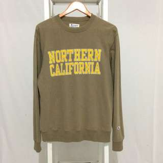 Crewneck Champion X Northern California