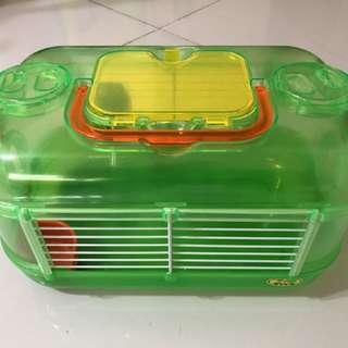 Wild hamster carrier
