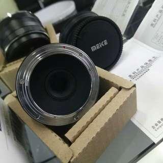 Lensa Kamera Meike 50mm F/2.0