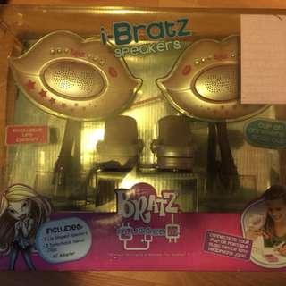 Bratz Lip speakers