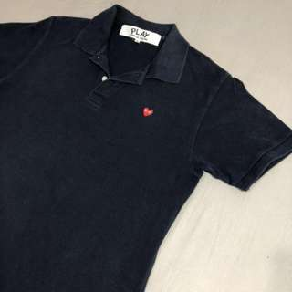 Authentic CDG Poloshirt