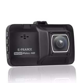 E-PRANCE D101 1296P Car DVR Dashboard Camera