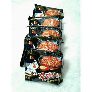 Samyang Korean Noodles