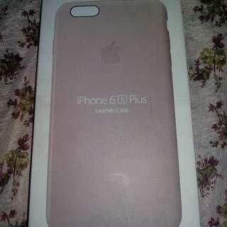 Original iPhone 6 S Plus Leather Case