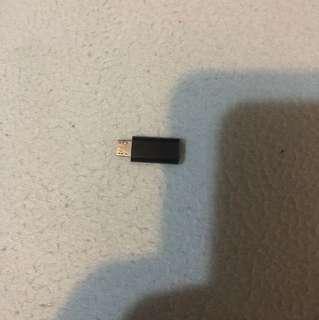 Type C to Micro USB Adaptor
