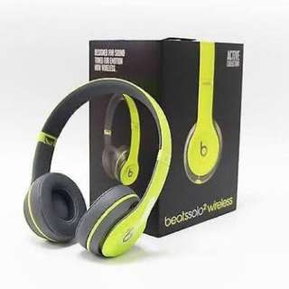 Beats Solo 2 Wireless (Active Collection)