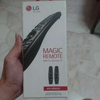 Lg magic remote an mr600 bnib