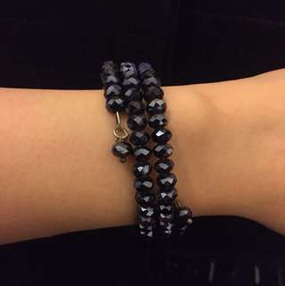 NEW!!! Crystal bead bracelet