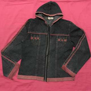 Denim Jacket (Medium)