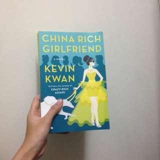Crazy Rich Girlfiend / Kevin Kwan