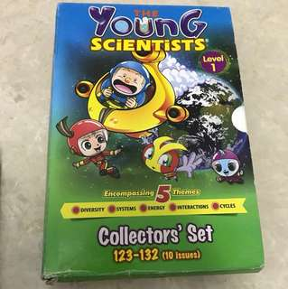 Young scientists level 1 2013