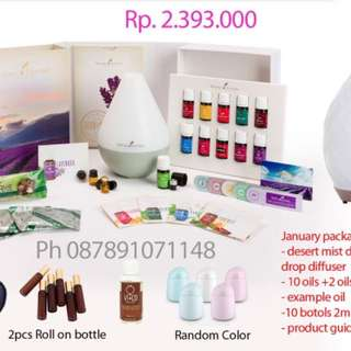 Premium kit young living