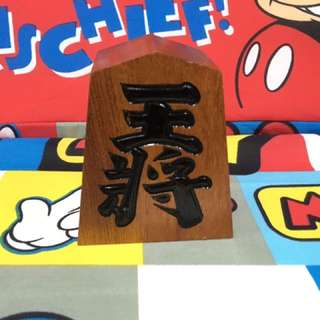 Japanese wooden decor 5