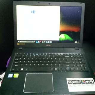 Acer Gaming Laptop For Sale or Swap w/ Macbook Air