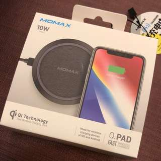 Momax Q.Pad (iPhone 8/X fast charge support)