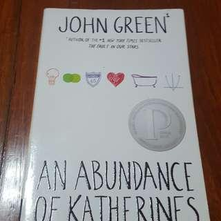 An Abundance of Katherine