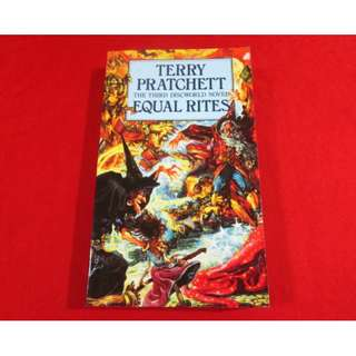 Equal Rites by Terry Pratchett