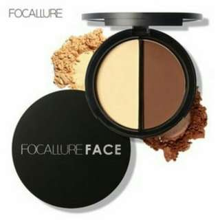 Focallure Contour & Highlighter Powder