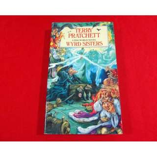 Ward Sisters by Terry Pratchett