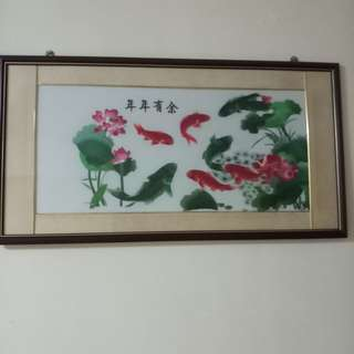 Chinese handmade picture
