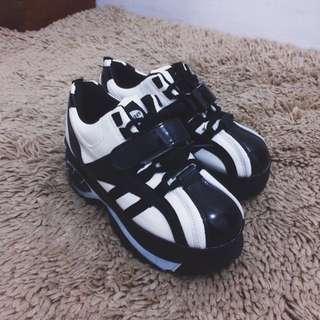 Import Harajuku high Sneakers