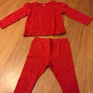 Mothercare pyjamas size 12-18 months
