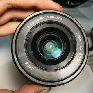 sony 16-50mm f3.5-5.6 oss e-mount