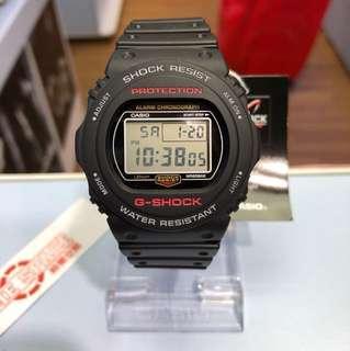 CASIO G-SHOCK DW-5750E-1D