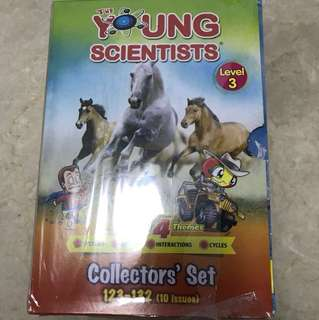 Young Scientists Level 3 2013 set