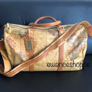 TRAVEL BAG ALVIERO MARTINI