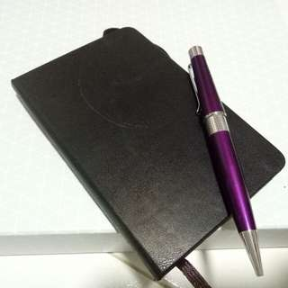 Moleskine Pocket Notebook (Blank Pages)
