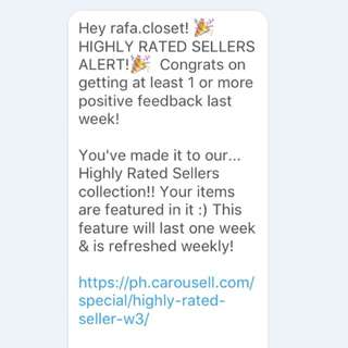 🎉🎉🎉Highly Rated Seller Alert!🎉🎉🎉