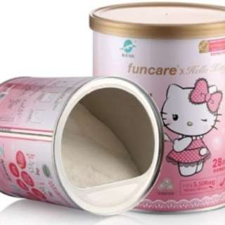 Funcare hello kitty collagen powder