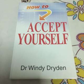 Self Help Book by Dr Windy Dryden