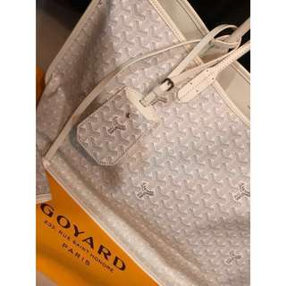 Goyard PVC Tote Bag *Inspired
