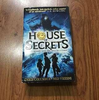 House of Secrets (Jk Rowling)