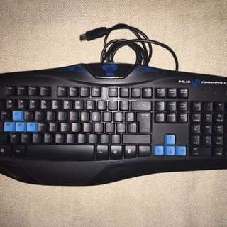 E-BLUE Combattant Gaming Keyboard