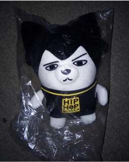 [Ready Stock] BTS Jin Hip Hop Monster Plushie