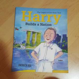 <Almost like new> Harry builds a nation