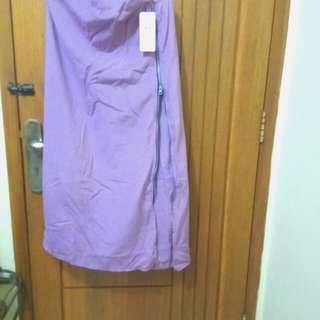 Rok celana wanita