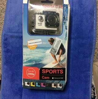 Sports cam