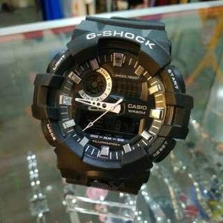 G-Shock illuminator black