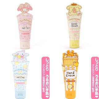 SANRIO ORIGINAL hand cream