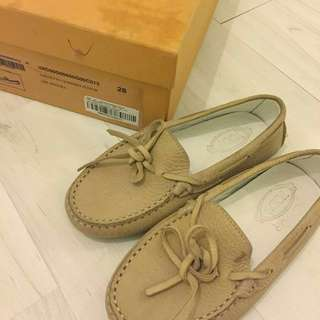 Tods shoes anak sz 28