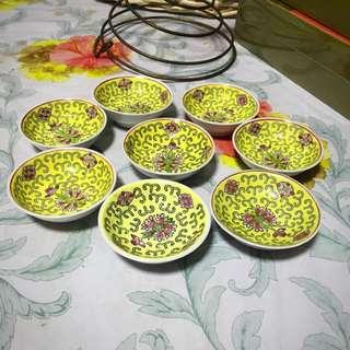 Vintage Saucers